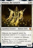 Innistrad: Midnight Hunt Commander Decks: Mikaeus, the Lunarch