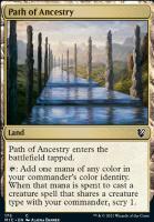 Innistrad: Midnight Hunt Commander Decks: Path of Ancestry
