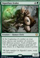 Innistrad: Midnight Hunt Commander Decks: Sigardian Zealot
