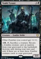 Innistrad: Midnight Hunt Commander Decks: Tomb Tyrant