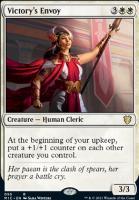 Innistrad: Midnight Hunt Commander Decks: Victory's Envoy