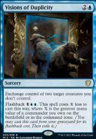 Innistrad: Midnight Hunt Commander Decks: Visions of Duplicity