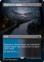 Innistrad: Midnight Hunt Variants: Shipwreck Marsh (Borderless)