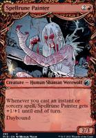 Innistrad: Midnight Hunt Variants Foil: Spellrune Painter (Showcase)