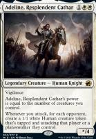 Innistrad: Midnight Hunt: Adeline, Resplendent Cathar