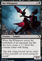 Innistrad: Midnight Hunt: Bat Whisperer