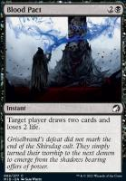 Innistrad: Midnight Hunt Foil: Blood Pact