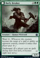 Innistrad: Midnight Hunt: Burly Breaker