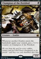 Innistrad: Midnight Hunt: Champion of the Perished