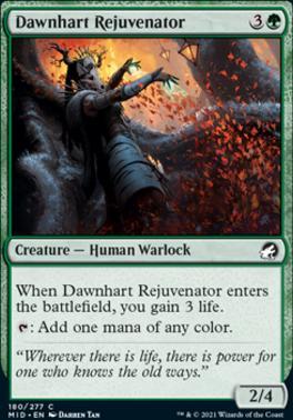 Innistrad: Midnight Hunt: Dawnhart Rejuvenator
