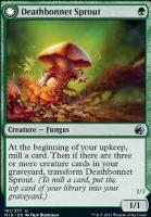 Innistrad: Midnight Hunt: Deathbonnet Sprout