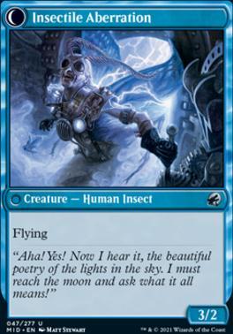 Innistrad: Midnight Hunt: Delver of Secrets