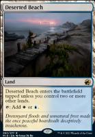 Innistrad: Midnight Hunt: Deserted Beach