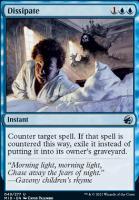 Innistrad: Midnight Hunt: Dissipate