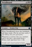 Innistrad: Midnight Hunt: Dreadhound