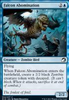 Innistrad: Midnight Hunt: Falcon Abomination