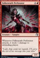 Innistrad: Midnight Hunt: Falkenrath Perforator