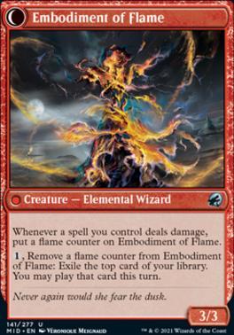 Innistrad: Midnight Hunt: Flame Channeler