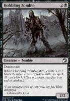 Innistrad: Midnight Hunt: Hobbling Zombie
