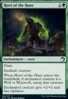 Innistrad: Midnight Hunt: Howl of the Hunt