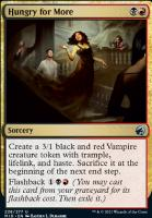 Innistrad: Midnight Hunt: Hungry for More