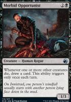 Innistrad: Midnight Hunt: Morbid Opportunist
