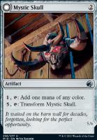 Innistrad: Midnight Hunt: Mystic Skull