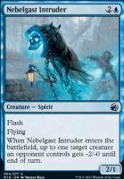 Innistrad: Midnight Hunt Foil: Nebelgast Intruder