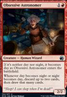 Innistrad: Midnight Hunt Foil: Obsessive Astronomer