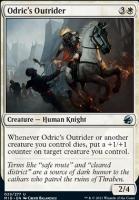 Innistrad: Midnight Hunt: Odric's Outrider