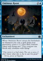 Innistrad: Midnight Hunt Foil: Ominous Roost