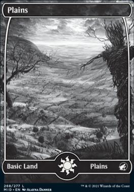 Innistrad: Midnight Hunt: Plains (268)