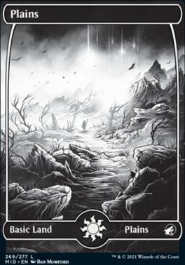 Innistrad: Midnight Hunt: Plains (269)