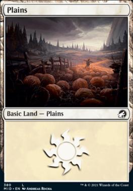Innistrad: Midnight Hunt: Plains (380)