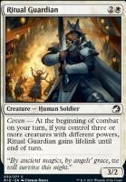 Innistrad: Midnight Hunt: Ritual Guardian
