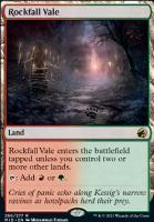 Innistrad: Midnight Hunt: Rockfall Vale