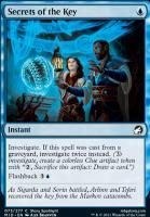 Innistrad: Midnight Hunt Foil: Secrets of the Key
