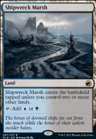 Innistrad: Midnight Hunt: Shipwreck Marsh
