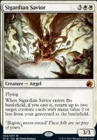 Innistrad: Midnight Hunt: Sigardian Savior