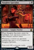 Innistrad: Midnight Hunt: Slaughter Specialist