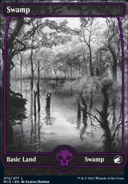 Innistrad: Midnight Hunt: Swamp (272)