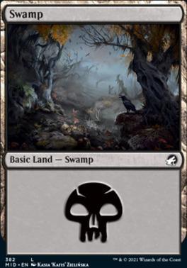 Innistrad: Midnight Hunt: Swamp (382)