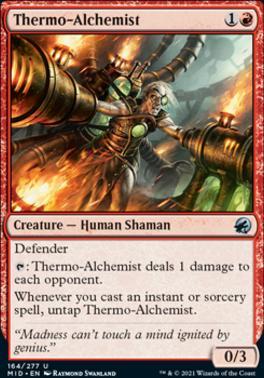 Innistrad: Midnight Hunt: Thermo-Alchemist