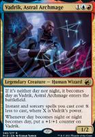 Innistrad: Midnight Hunt: Vadrik, Astral Archmage