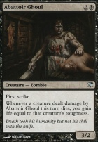 Innistrad Foil: Abattoir Ghoul