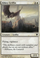 Innistrad Foil: Abbey Griffin