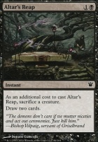 Innistrad Foil: Altar's Reap