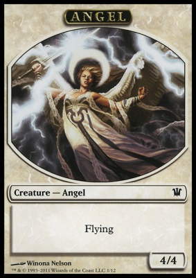 Innistrad: Angel Token