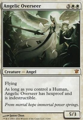 Innistrad: Angelic Overseer