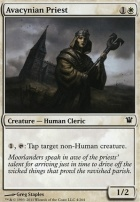Innistrad: Avacynian Priest